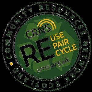 The Verdancy Group Circular Economy Community Resources Network Scotland Logo